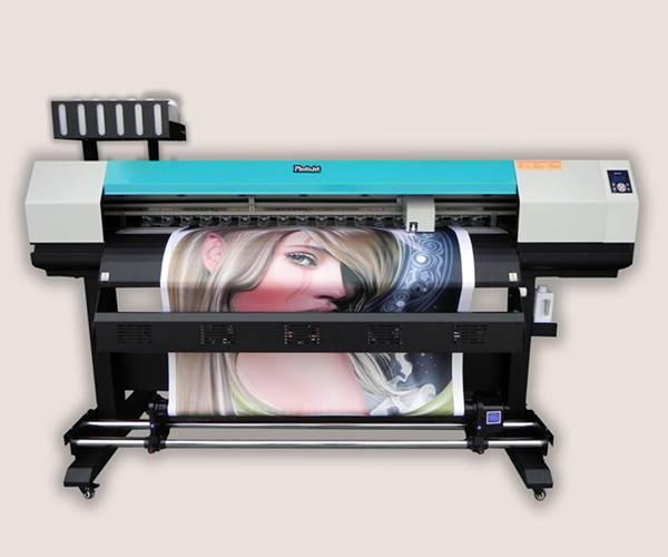 With Espon printer head Led UV printing machine for sale