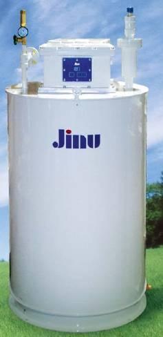 Gas Equipment - Vaporizer (Model JEVL)
