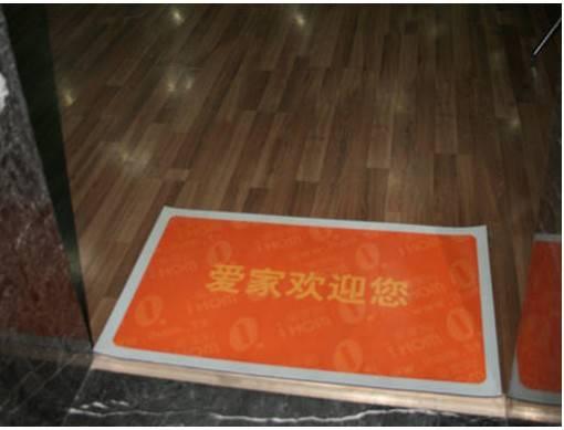 Rubber Floor mat,car floor mat, non-slip floor mat,bath mat