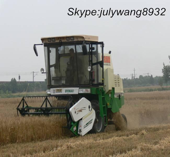 4LZ-3 Wheat combine harvester