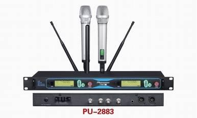PU-2883 Ture Diversity Wireless Microphone