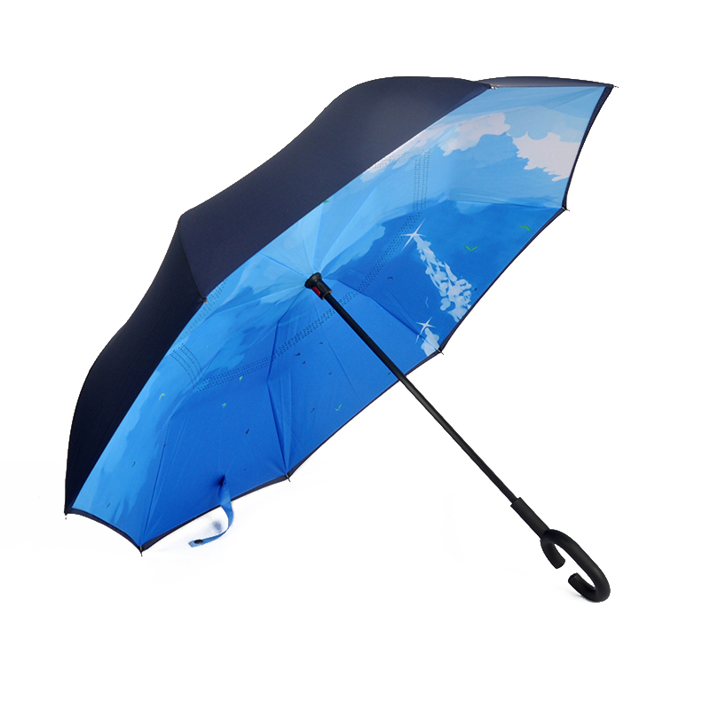 upside down inverted umbrella with low moq