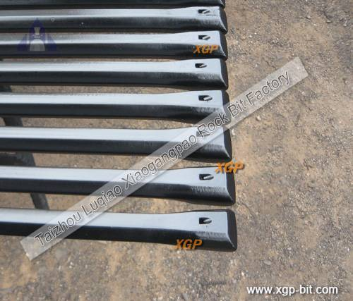 Integral Drilling Rods