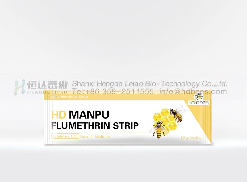 HD Flumethrin Manpu (80 Strips)