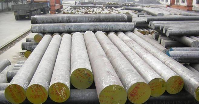 Forged Steel Round Bar A517,ST52-3,EN S335 Carbon Structural Steel