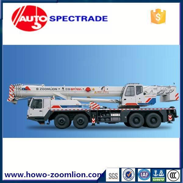 70 ton truck crane Zoomlion QY70