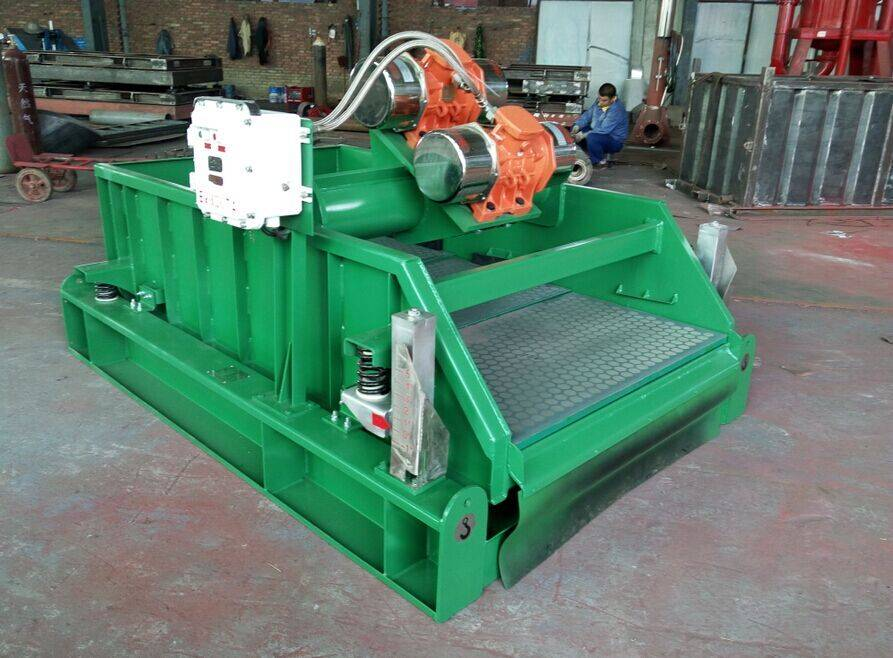 drilling solid control system shale shaker