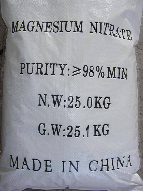 offer magnesium nitrate