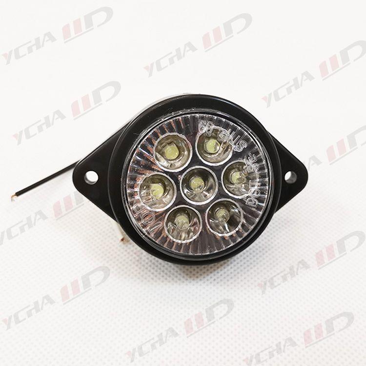 Truck Side Lamp Marker Clearance Light 12V&24V