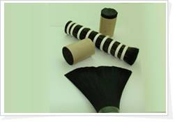 Horse hair for brush industry
