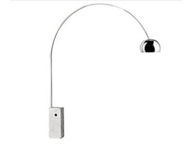 Arch Marble Floor Lamp FH688