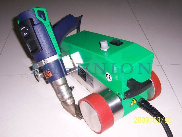 Automatic Hot Air Welder for banner/ seaming machine