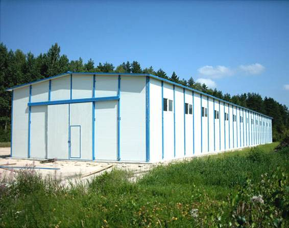 Workshop and Warehouse