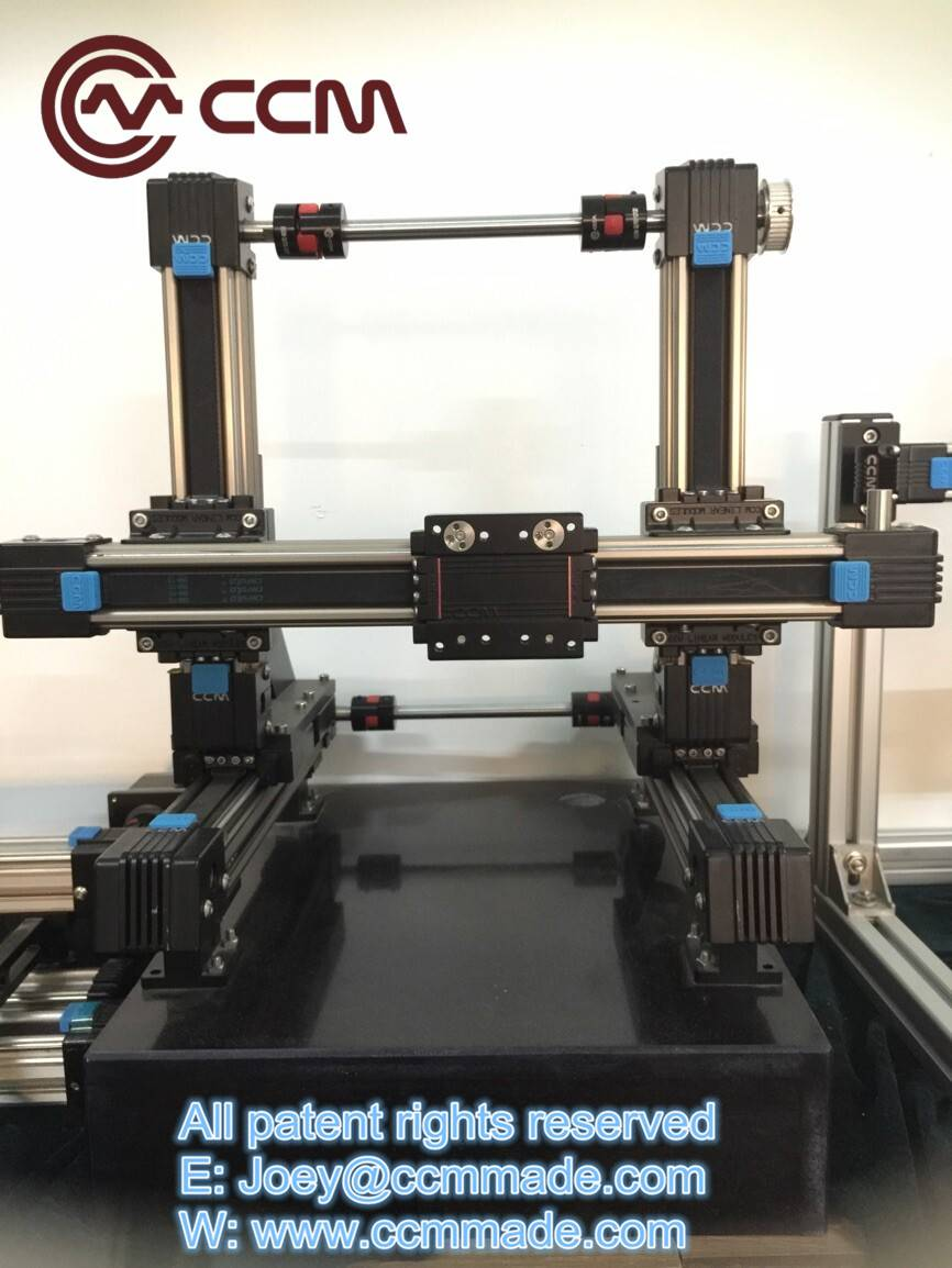 High Precision High Speed W40 CCM 3D Printing Machinary Linear Motion Rails