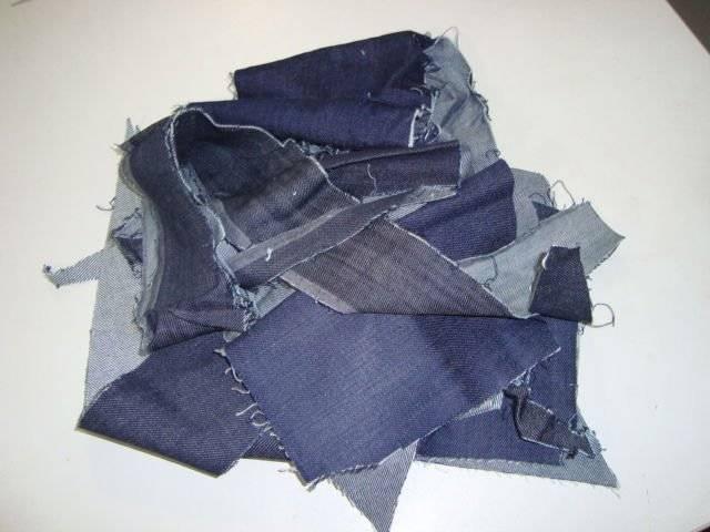 Buying Cotton Denim Clips