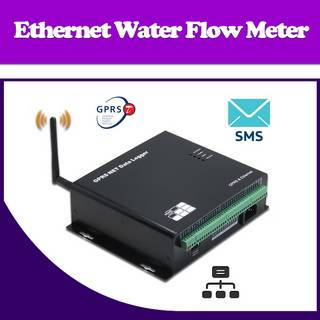 Water Measuring Device with data monitor