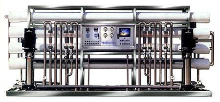 40T/H RO Water Treatment Equipment