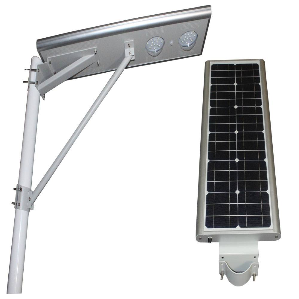 Integrated solar lights with 2years warranty