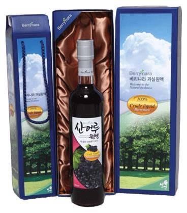 Wild Grape crude liquid