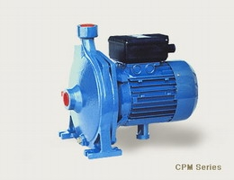 CPM series are single centrifugal pumps