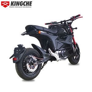 KingChe Electric Motorcycle M6 customized electric motorcyclewhite electric motorcycle