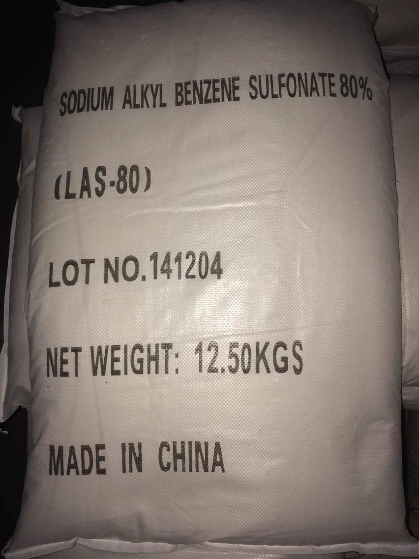 sell Sodium Alkyl Benzene Sulfonate(LAS) powder granule