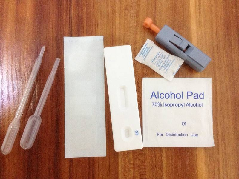 One Step Home Single-Use Rapid Test Kit