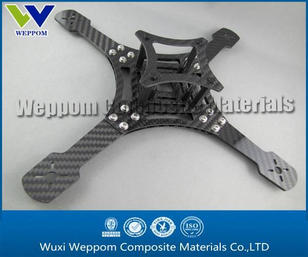 Custom Carbon Fiber CNC Service According To Drawings