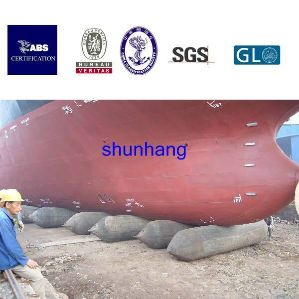 Floating Marine Rubber Airbag for Ship Launching