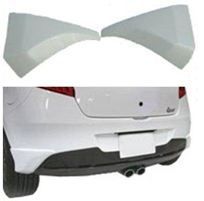 Mazda 2 Body Kit Rear Lip (2PCS) (H) PU