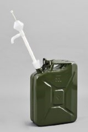 Jerry Can Pump