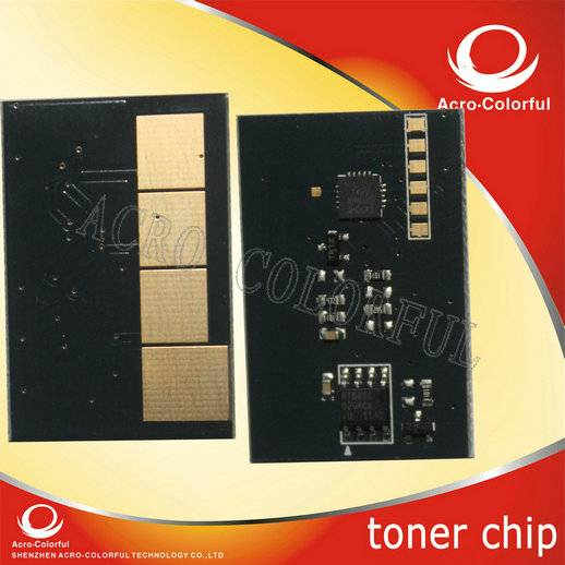 Newest compatible chip 593-BBBI/593-BBBJ laser printer toner chip for DELL 2375dnf/dfw