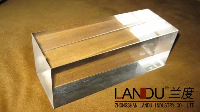 High qualitydifferent sizetransparent acrylicsquare rods acrylic square bars acrylic square stick