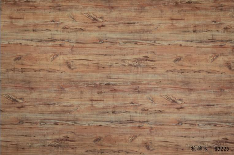 wood grain decor paper for floor and furniture surface