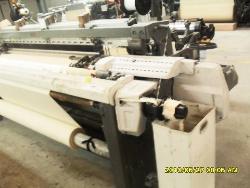sell used Tsudkoma water jet loom