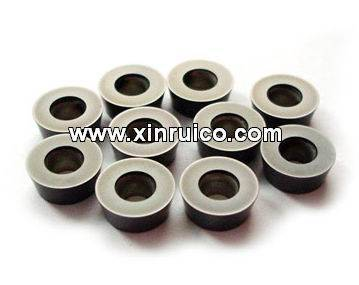 Manufacturer of carbide milling inserts