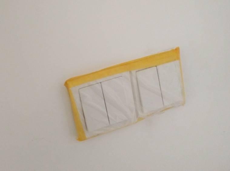 painter's masking film