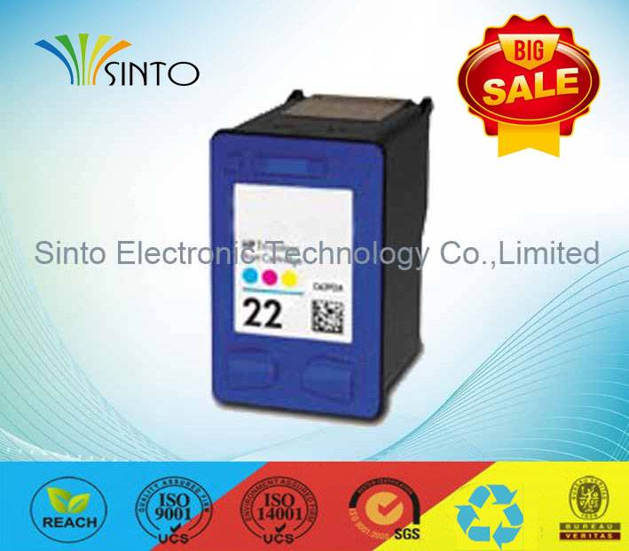 High quality Ink Cartridge for HP 22(C9352A)