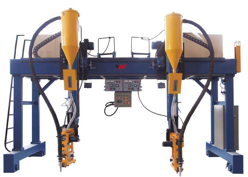 Gantry type welding machine