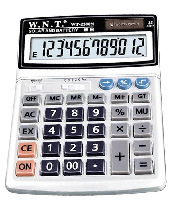 Desktop Calculator (WT-2200N)