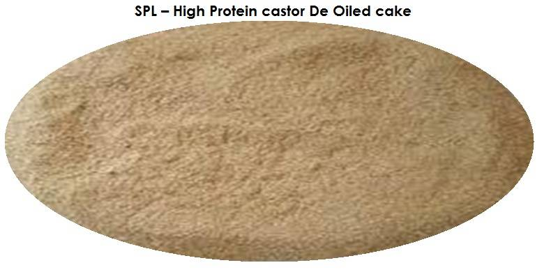High Protein Castor De Oiled Cake (Castor Meal)