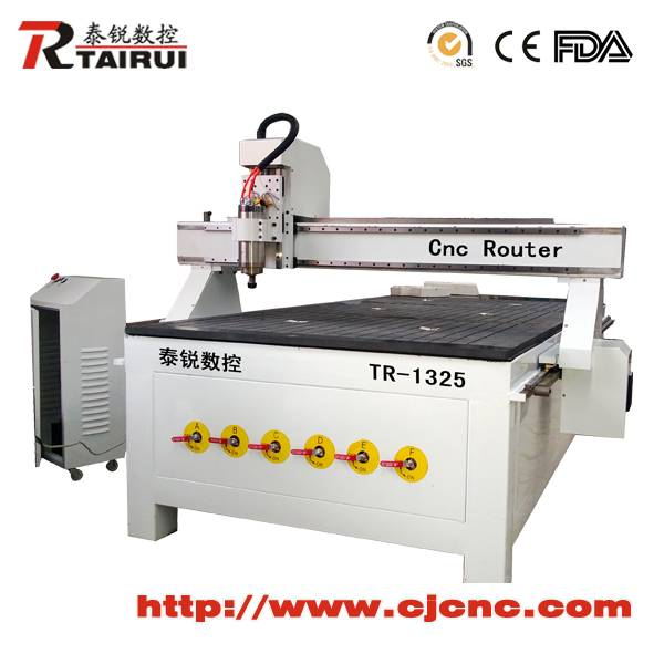 wood working cnc router machine/cnc wood cutting router TR1325