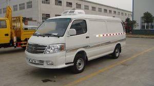 FOTON refrigerated minibus/vaccine delivery minivan/ freezer car
