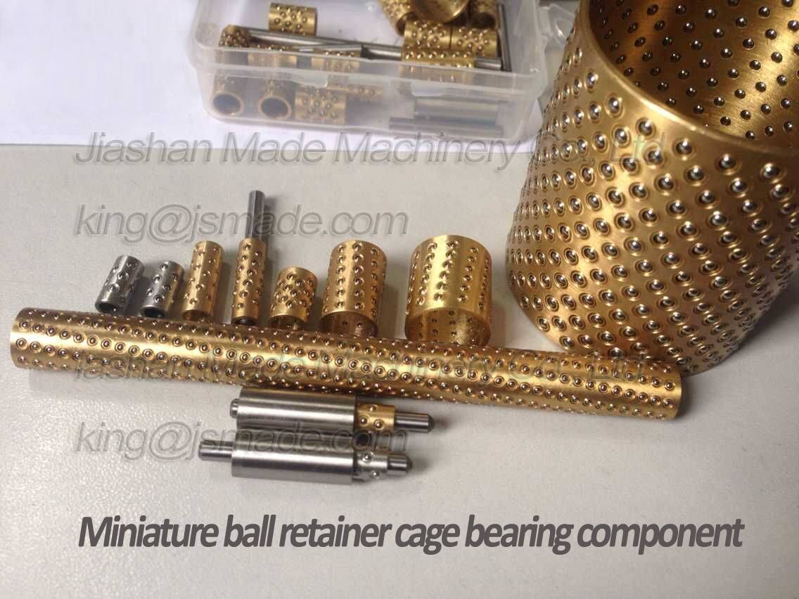 Ball retainer & Die parts & die fittings
