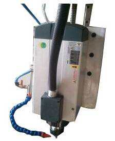 China LIMAC big-power spindle router for aluminum
