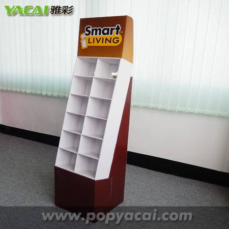 Pallet Based Cardboard Point-of-Sale Displays