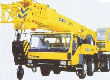 sell 60 tons truck crane and construction machinery