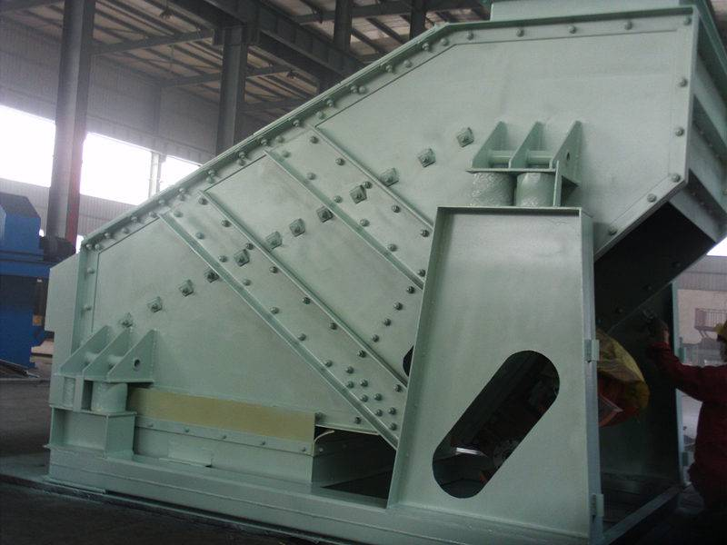 sell bar vibrating screen with good quality and low price