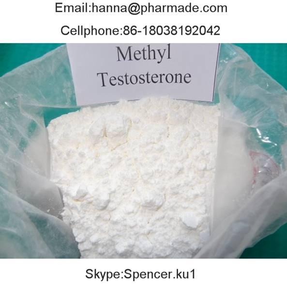 17a-Methyl-1-testosterone M1T steroid raw powder used as feed additive