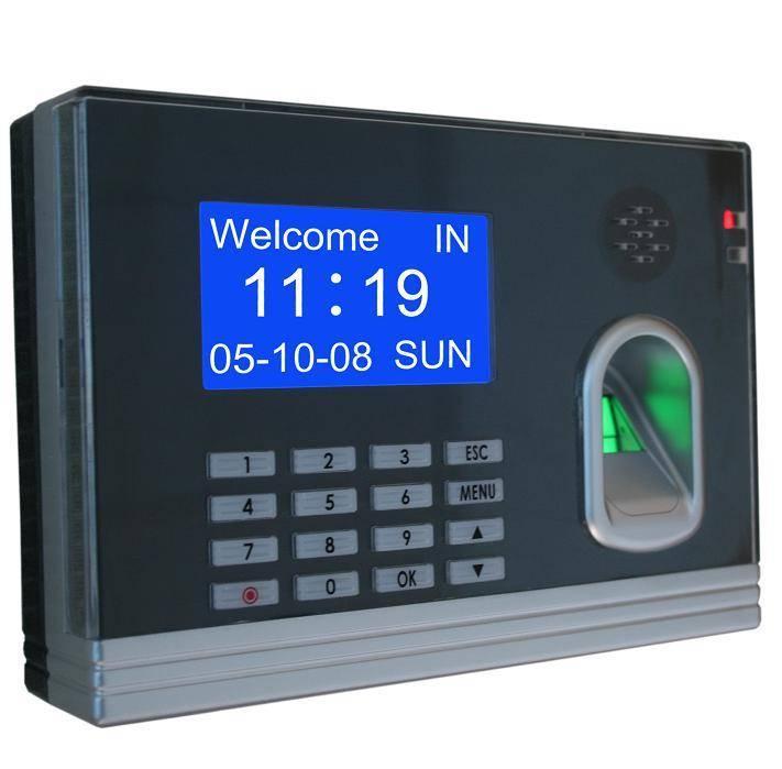 ZKS-T22Fingerprint Time Attendance & Access Control